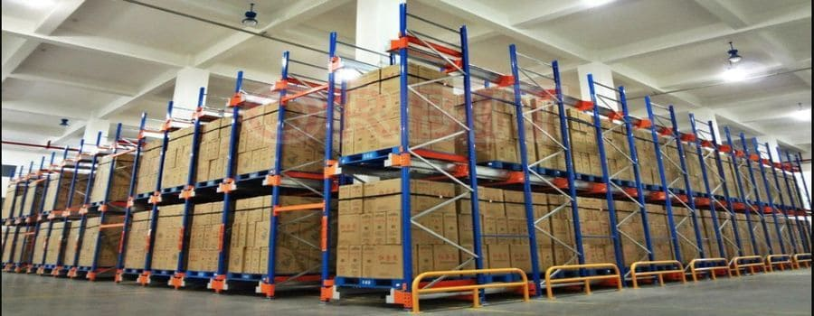 HEAVY DUTY SHELVING AND STORAGE RACKS MANUFACTURER