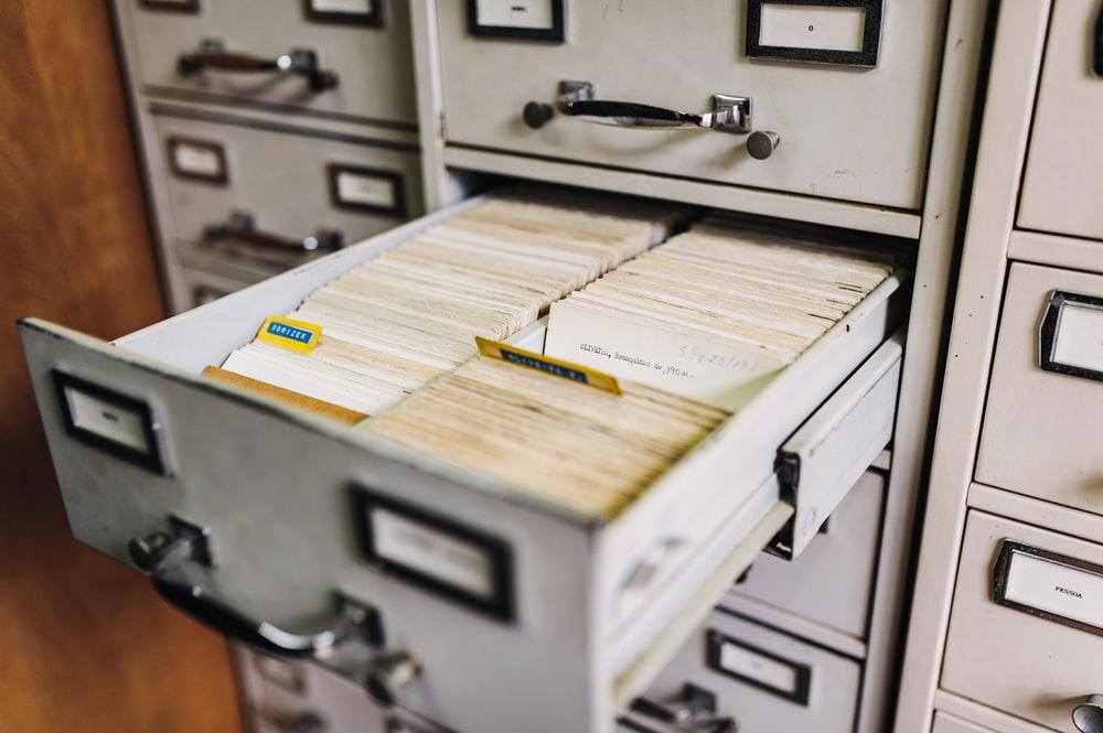 Filing Cabinet Features